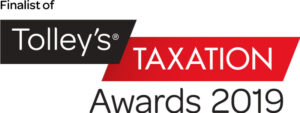 Tolley's Taxation Awards 2019 Finalist